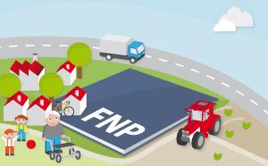 Wohnen, Erholung, Gewerbe, Landwirtschaft - der FNP stellt die Weichen für die zukünftige Bodennutzung
