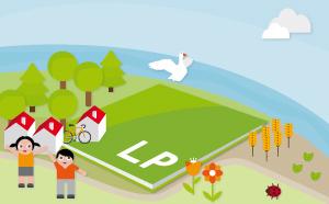 Der LP ist ein Handlungskonzept für Umgang mit Natur und Landschaft.